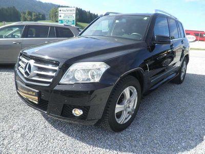 gebraucht Mercedes GLK320 GLK-KlasseCDI 4MATIC Aut. mit Schaltpadel, 2. Bes. TOP !!! SUV / Geländewagen,