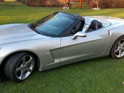 gebraucht Chevrolet Corvette C6 Cabrio Automatik Cabrio / Roadster