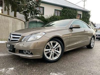 gebraucht Mercedes E200 CGI BlueEfficiency E -Klasse Coupe