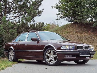 gebraucht BMW 740 7er-Reihe i V8 Limousine