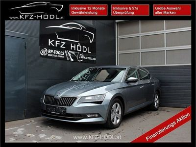 gebraucht Skoda Superb 2,0 TDI Ambition DSG Limousine