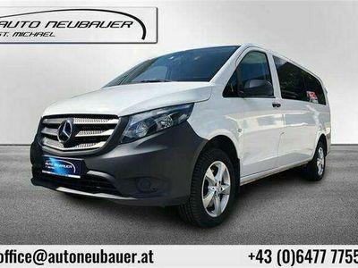 gebraucht Mercedes Vito Tourer Pro 114 BlueTEC extralang 4x4