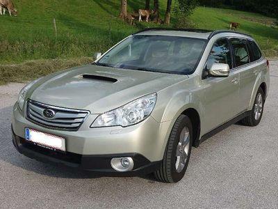 gebraucht Subaru Outback 2.0D Boxer Diesel Kombi / Family Van