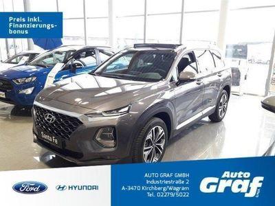 gebraucht Hyundai Santa Fe Level 6 2,0 CRDI 4WD AT 917q