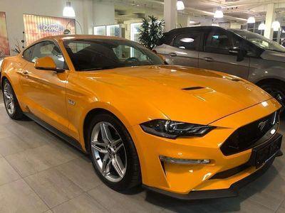 gebraucht Ford Mustang GT 5,0 Ti-VCT V8 Aut. Sportwagen / Coupé