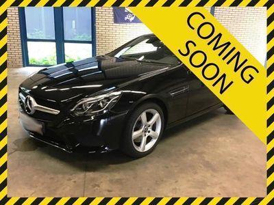 gebraucht Mercedes 200 SLCAut., 184 PS, 2 Türen, Automatik