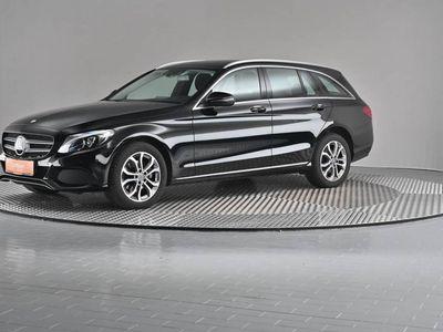 gebraucht Mercedes 220 C-KlasseT 4Matic Autom.