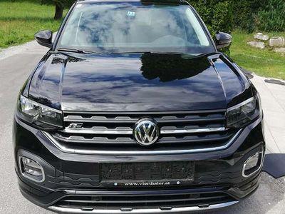 gebraucht VW T-Cross - SUV / Geländewagen