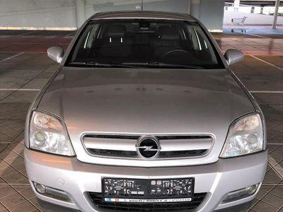 gebraucht Opel Signum 2,2 DTI 16V Elegance