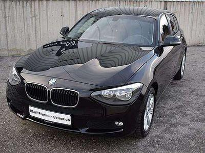 gebraucht BMW 116 1er-Reihe d Österreich-Paket Limousine,