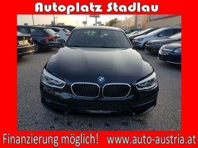 gebraucht BMW 118 d Advantage Aut.
