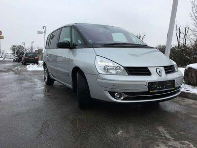 gebraucht Renault Espace 2,0 dci. Kombi / Family Van