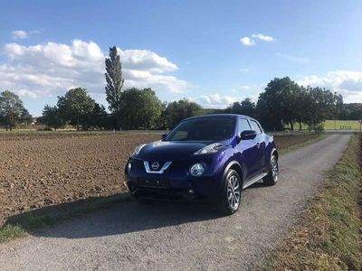 gebraucht Nissan Juke 1,2 Tekna SUV / Geländewagen