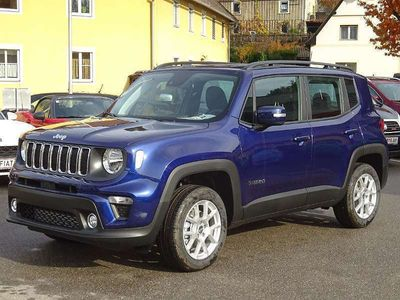 gebraucht Jeep Renegade 2,0 MultiJet II 140 Longitude AWD MY19