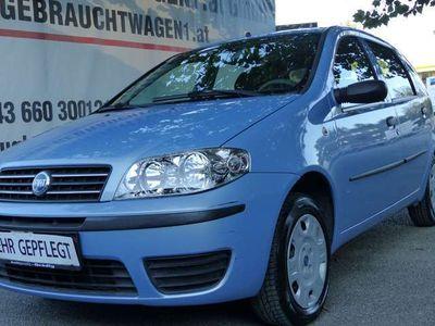 gebraucht Fiat Punto 1,2 Active, PICKERL NEU + Winterreifen NEU