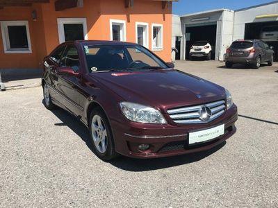 gebraucht Mercedes CLC200 CDI Aut. Sportwagen / Coupé,