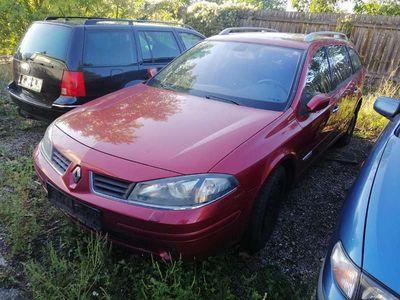 gebraucht Renault Laguna II Grandtour Initiale / Motor 2.2 DCI Kombi / Family Van