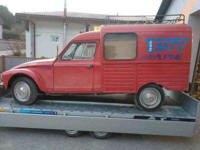 gebraucht Citroën 2CV