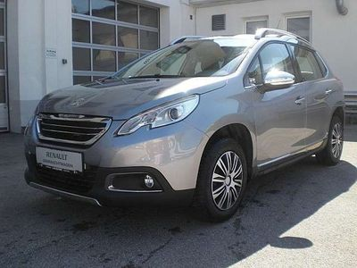 gebraucht Peugeot 2008 1,2 VTi Allure Kombi / Family Van
