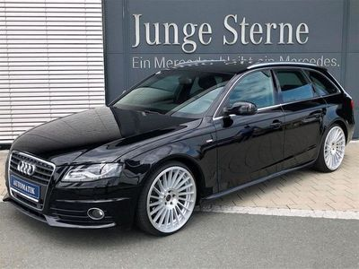 brugt Audi A4 Avant 2,0 TDI Sport Edition Aut. S-Line