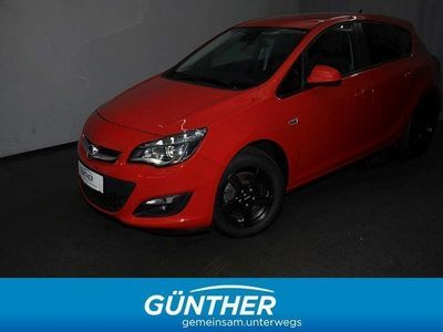 used Opel Astra 6 CDTI Österreich Edition Start/Stop System
