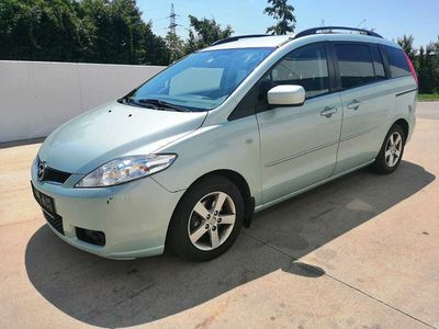 gebraucht Mazda 5 2.0 Diesel 8okw Pickerl bis Jänner 2020 Kombi / Family Van,