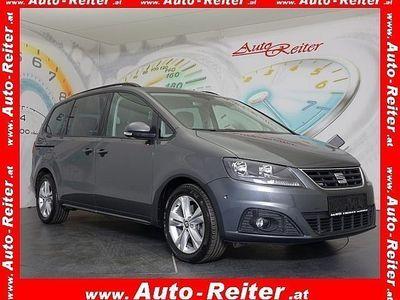 gebraucht Seat Alhambra 2,0 TDI CR DSG *7 SITZE, NAVI!* NP: ~ € 49.000,--