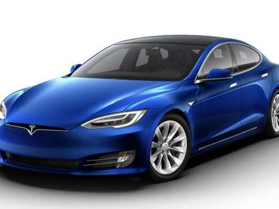 """gebraucht Tesla Model S 75D """"AP2, Pano., Allrad, SC-free"""" uvm."""