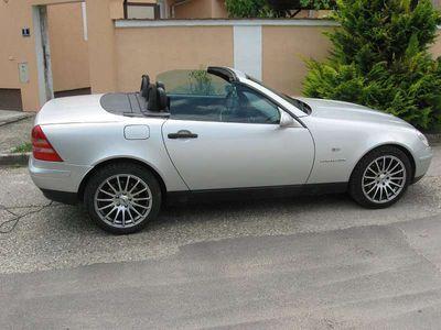 gebraucht Mercedes SLK230 SLK-KlasseCabrio / Roadster