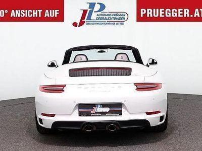 gebraucht Porsche 911 Carrera Cabriolet 911 991 II PDK Klappenauspuff 20zol