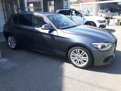 gebraucht BMW 125 1er-Reihe d 2.0 Tdi Klein-/ Kompaktwagen