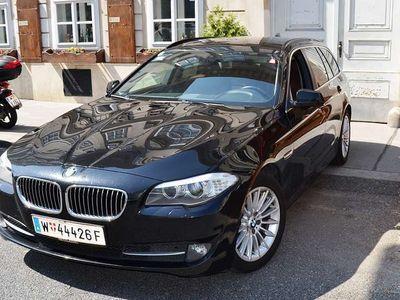 gebraucht BMW 520 5er-Reihe D Garagenauto Kombi / Family Van