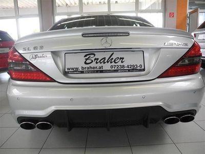 gebraucht Mercedes SL63 AMG SL-KlasseAMG Roadster Aut. Cabrio / Roadster