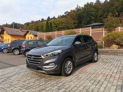 gebraucht Hyundai Tucson 2,0 CRDI 4WD Edition 25 Aut.