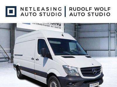gebraucht Mercedes Sprinter 310 CDI KA Stand. L 3665+EasyCarg+DrivC Sitzhzg.