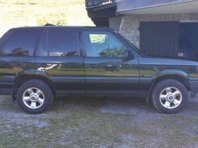 gebraucht Land Rover Range Rover 2,5 R6 DSE Ds. Aut.