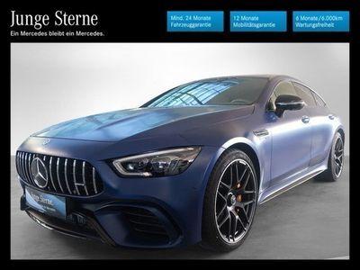 gebraucht Mercedes AMG GT 63 S 4matic+