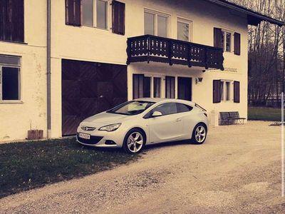 gebraucht Opel Astra GTC Sportwagen / Coupé