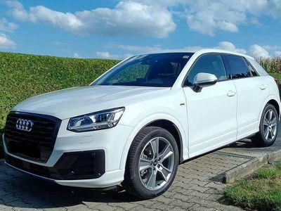 gebraucht Audi Q2 Q21.4 TFSI cod S Line, ACC,LED, 5J Garantie SUV / Geländewagen,