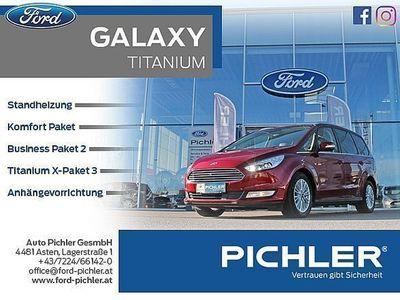 gebraucht Ford Galaxy 2,0 TDCi Titanium Start/Stop Powershift