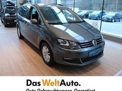 gebraucht VW Sharan Family TDI SCR DSG 7-Sitzer