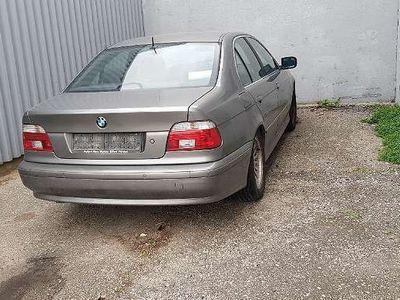 gebraucht BMW 525 5er-Reihe d Aut. Limousine