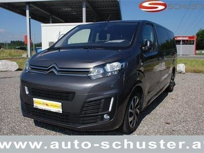 gebraucht Citroën Spacetourer BlueHDi 180 EAT 6 XL Shine Vol Busines