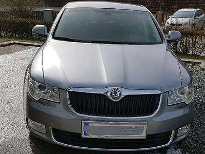 gebraucht Skoda Superb Ausstattung Ambition 2.0 TDI Limousine,
