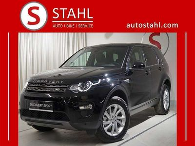 gebraucht Land Rover Discovery Sport 2,0 TD4 4WD SE Aut. | AUTO STAHL WIEN 23