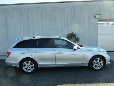 used Mercedes C200 C-KlasseT CDI Avantgarde BlueEfficiency Aut. Kombi / Family Van,