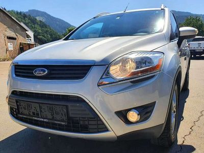 gebraucht Ford Kuga 2.0 TDCi 4WD, TITAN, ALLRAD, TOP-AUSSTATTUNG SUV / Geländewagen