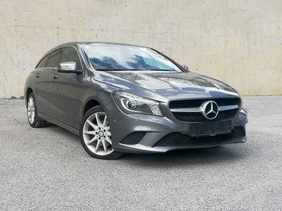 gebraucht Mercedes CLA220 Shooting Brake CLA-Klasse CDI Aut. * AMG Style * AKTION * Kombi / Family Van