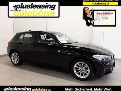 gebraucht BMW 116 (F20) Advantage Aut.