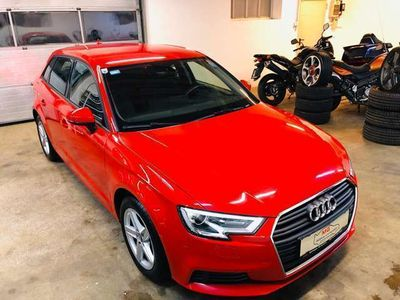 gebraucht Audi A3 Sportback 1,4 TFSI COD ultra 1 Besitz Navi Xenon